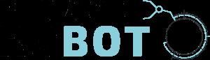 PirxonRobot - Logotyp na jasne tła