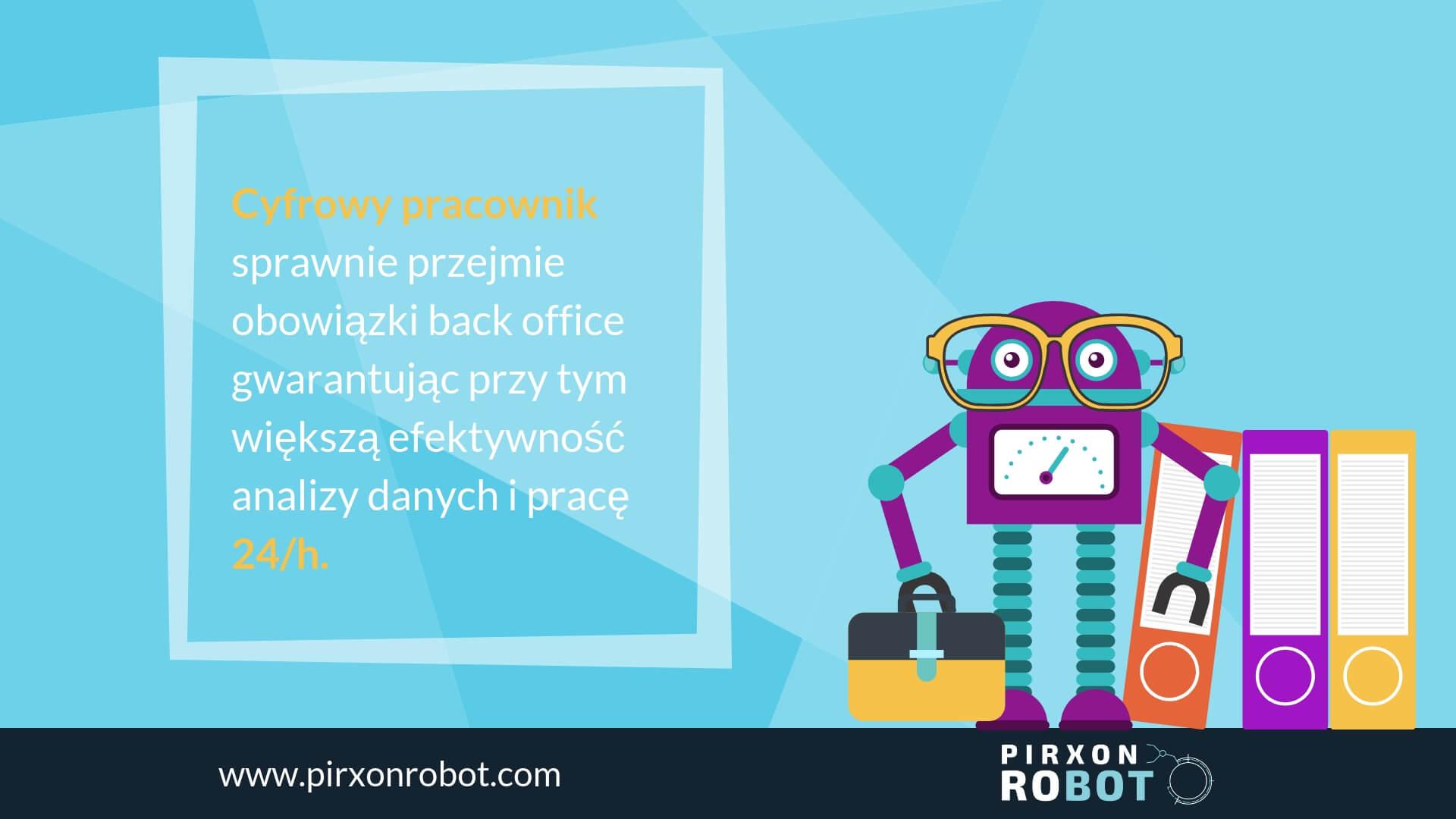 back office robotyzacja procesy