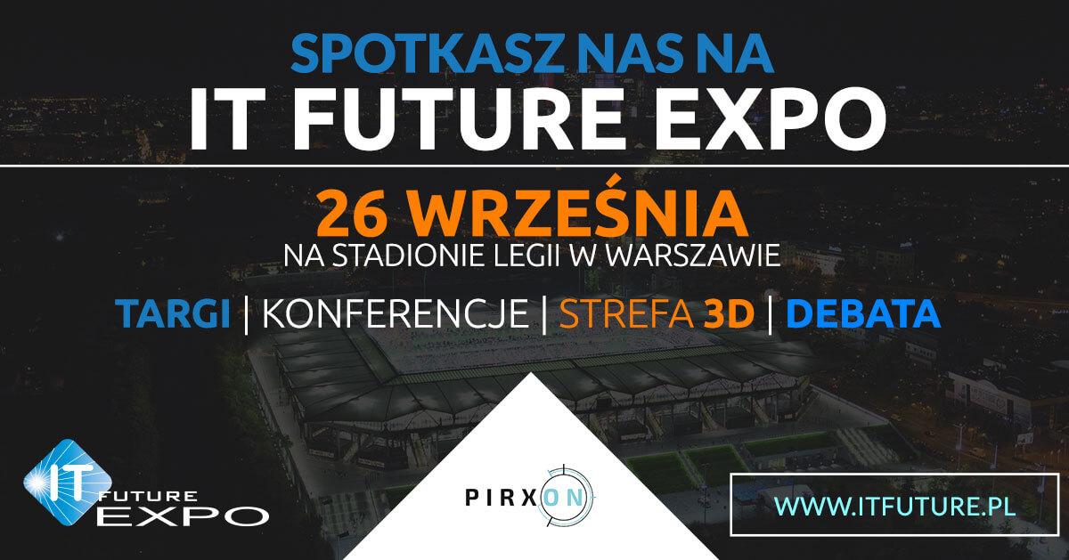 Pirxon naIT Future Expo